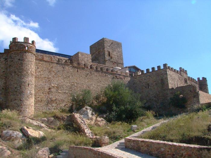 Castillo Olivenza
