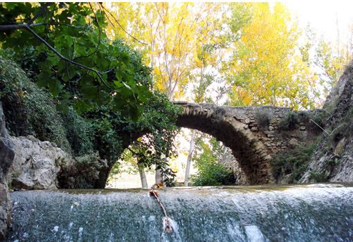 Alhama de Granda puente  romano.