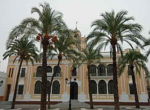 rociana_del_condado Ayuntamiento