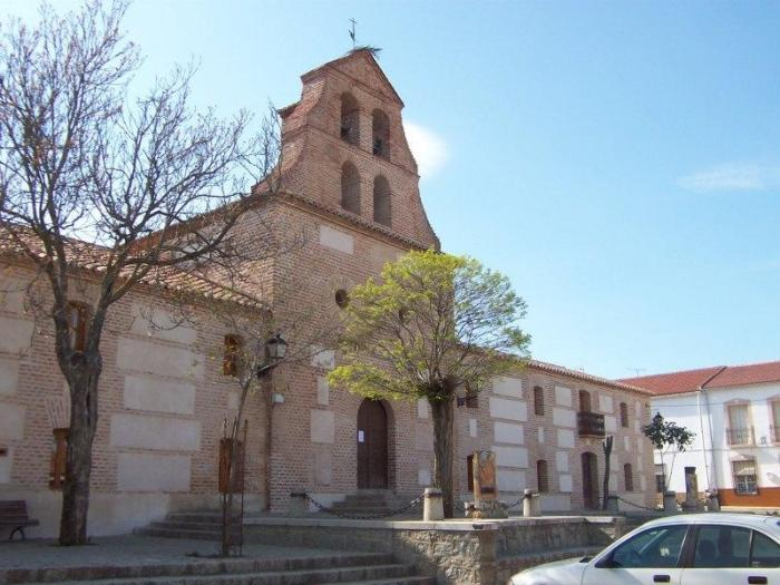iglesia Aldeaquemada