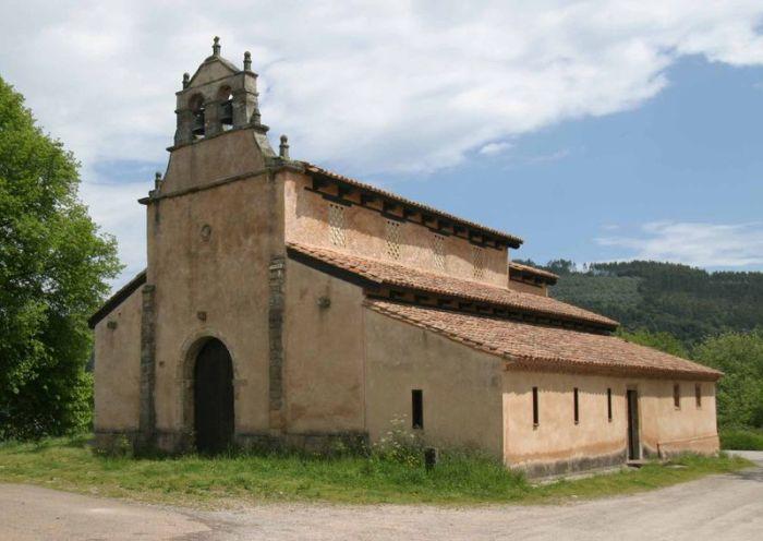 Priesca - Iglesia de San Salvador