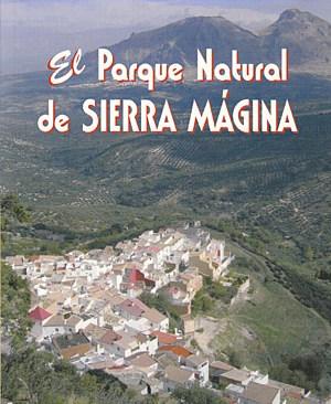 El parque natural de Sierra mágina.