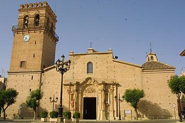 iglesia Totana