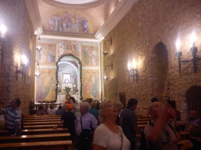 Santuario de Tiscar Ermita.