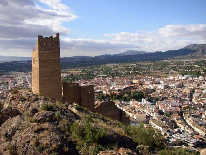 Vista-general-torre-del-hom Alhama de Murcia