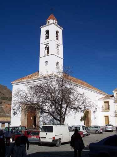 Iglesia de Bacares