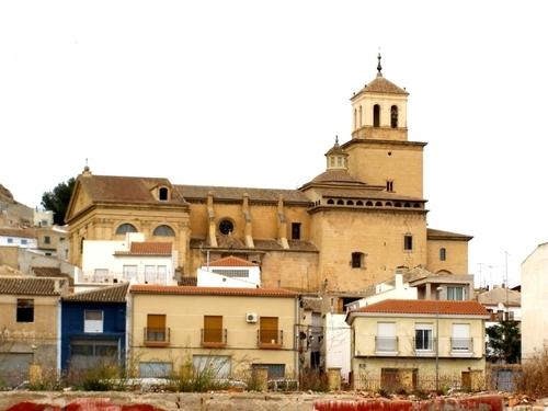 jumilla-Iglesia de Santiago
