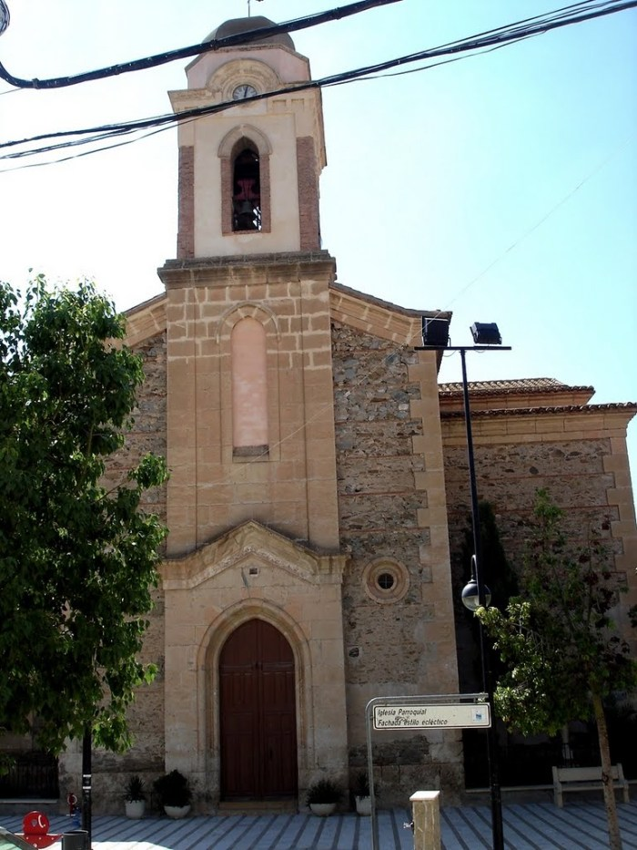 Iglesia Uleila del Campo 1