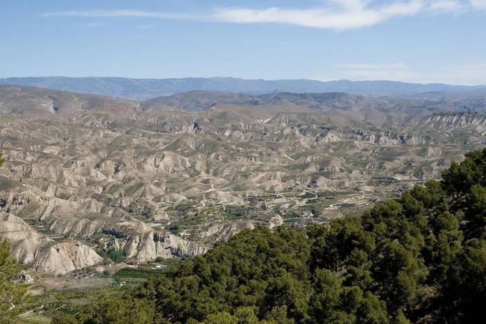 Rágol - Instinción (desde camino a rural Instinción) 3 (Almería)