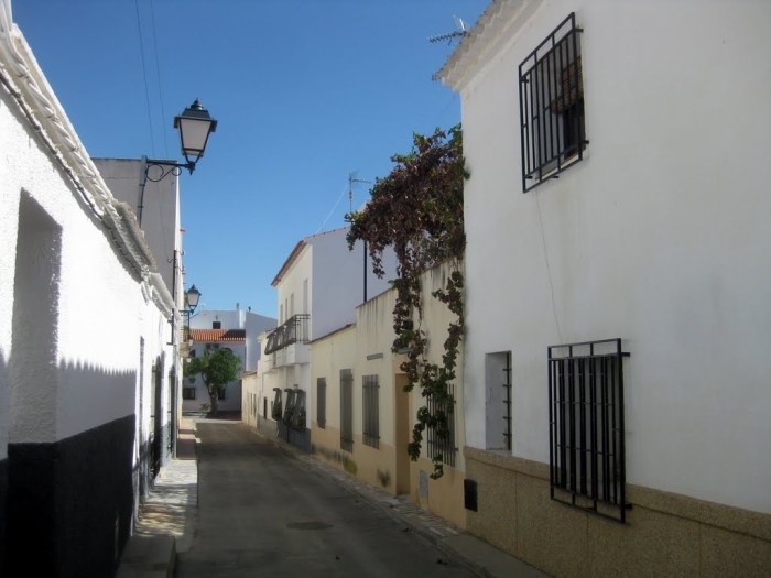 Calle de los Gallardos