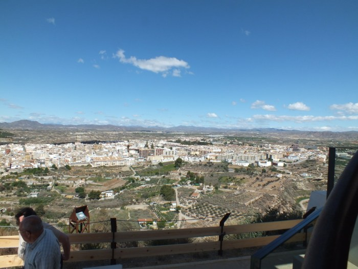 Foto desde el Castillo
