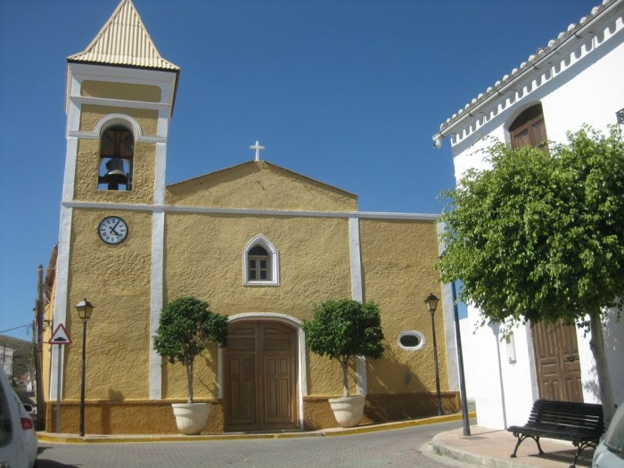 Iglesia de los Gallardos