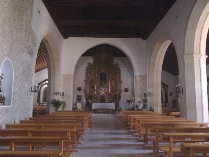 Iglesia de Níjar
