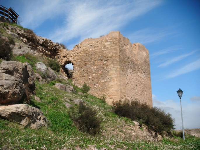 castillo de purchena