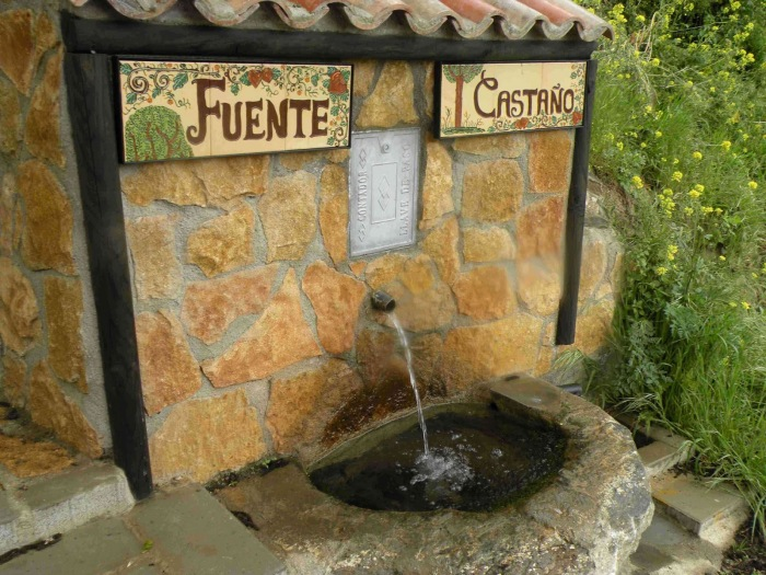 Fuente del Castaño