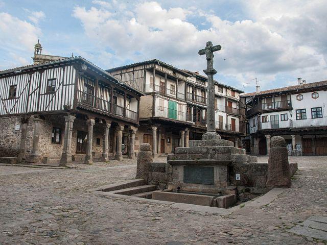 La_Alberca_-_Plaza_Mayor