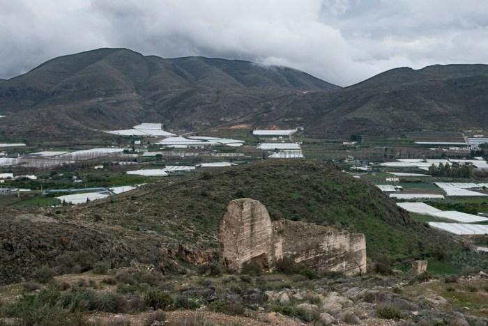 Castillo. Fortaleza denominada Villa Vieja.
