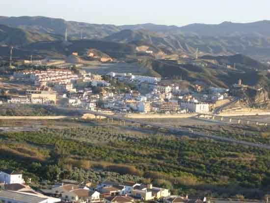 Arboleas Vista