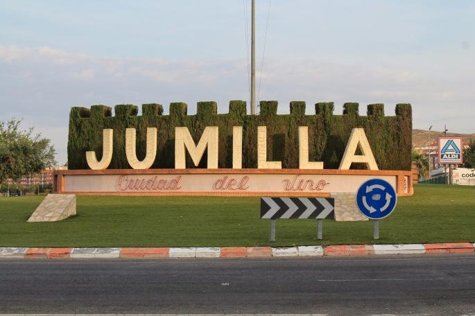 bienvenidos a jumilla