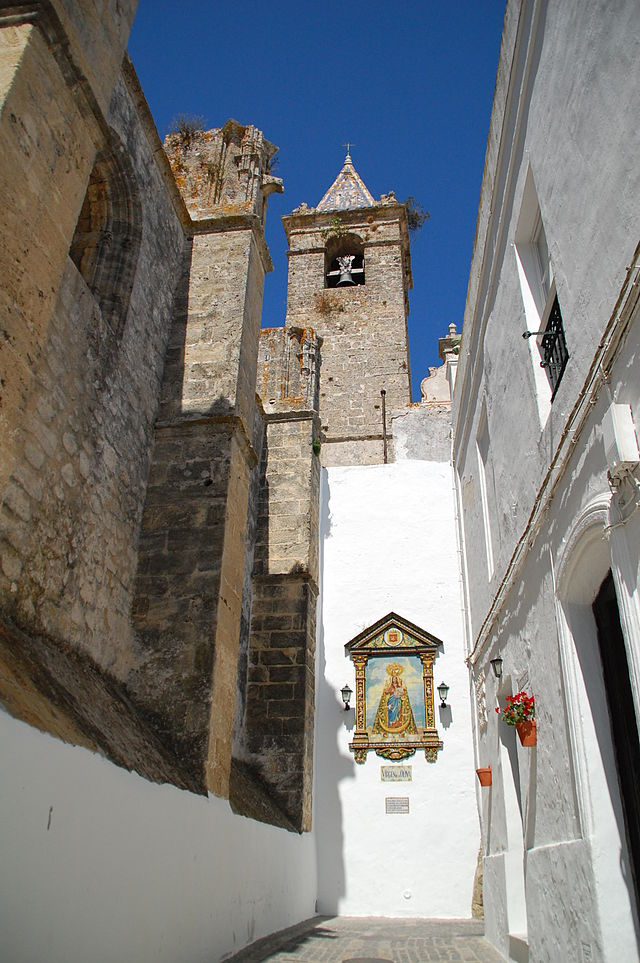 Iglesia de Vejer