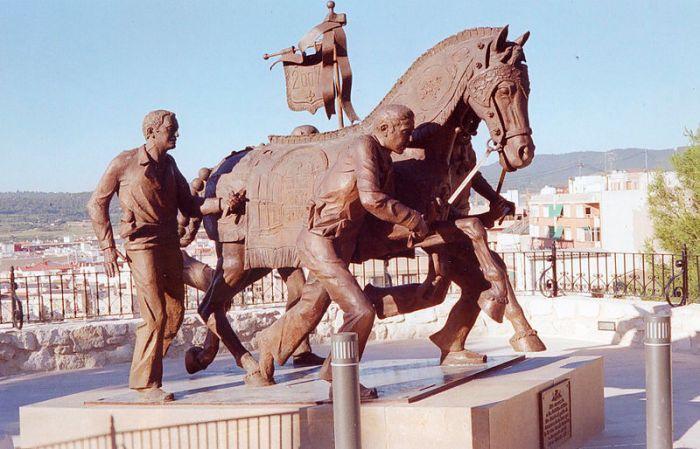 Monumento al CAballo