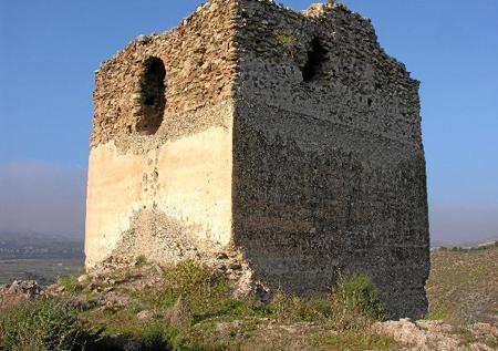 Castillo de Overa