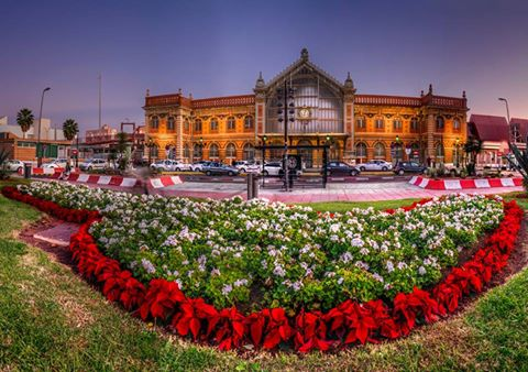 Estación segun Enamorados de Almería