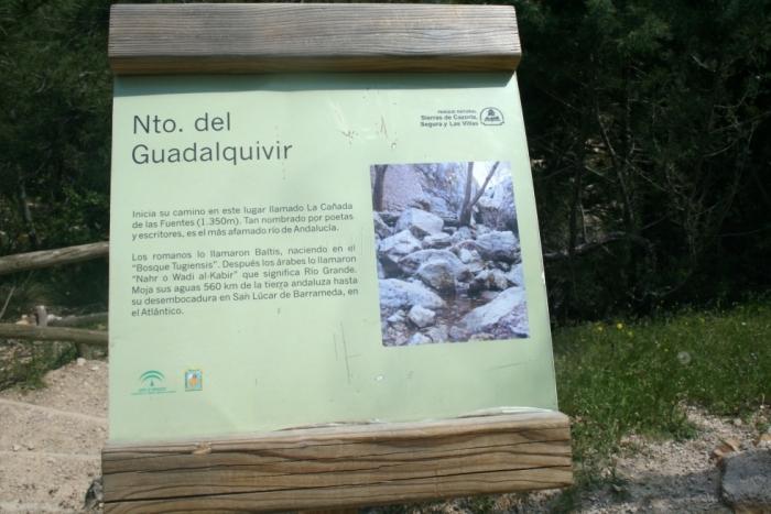 Nacimiento del Guadalquivir