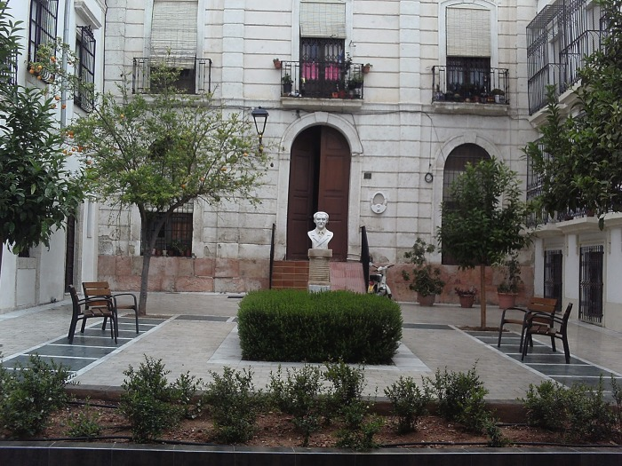 Plaza Maestro Rodriguez Espinoza