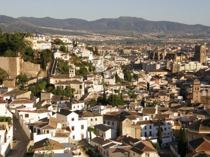 Casco Histórico de Granada