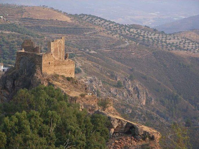 Castillo de Lanjarón