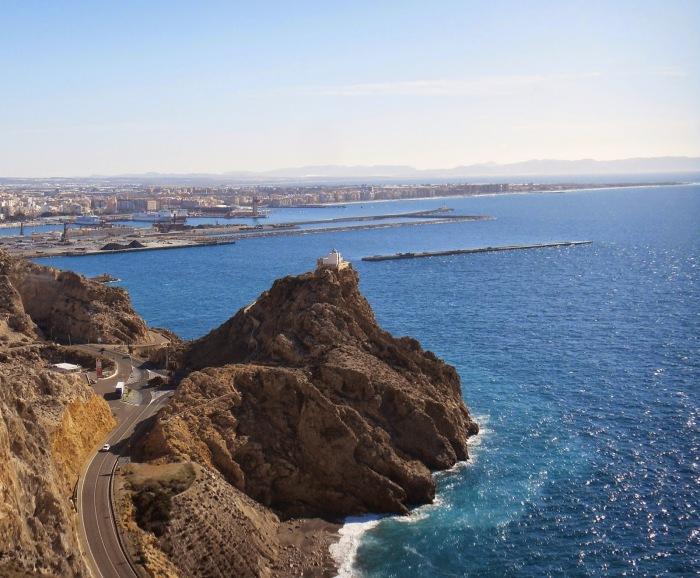 Faro de San Telmo Almería Ciudad