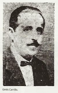ginés carrillo