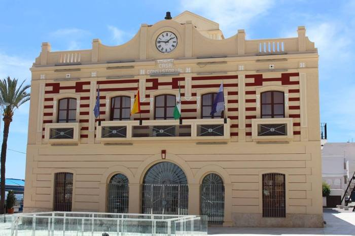 Ayuntamiento de Garrucha.