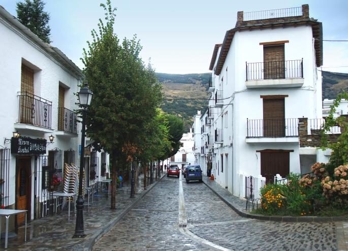 Calle Capileira