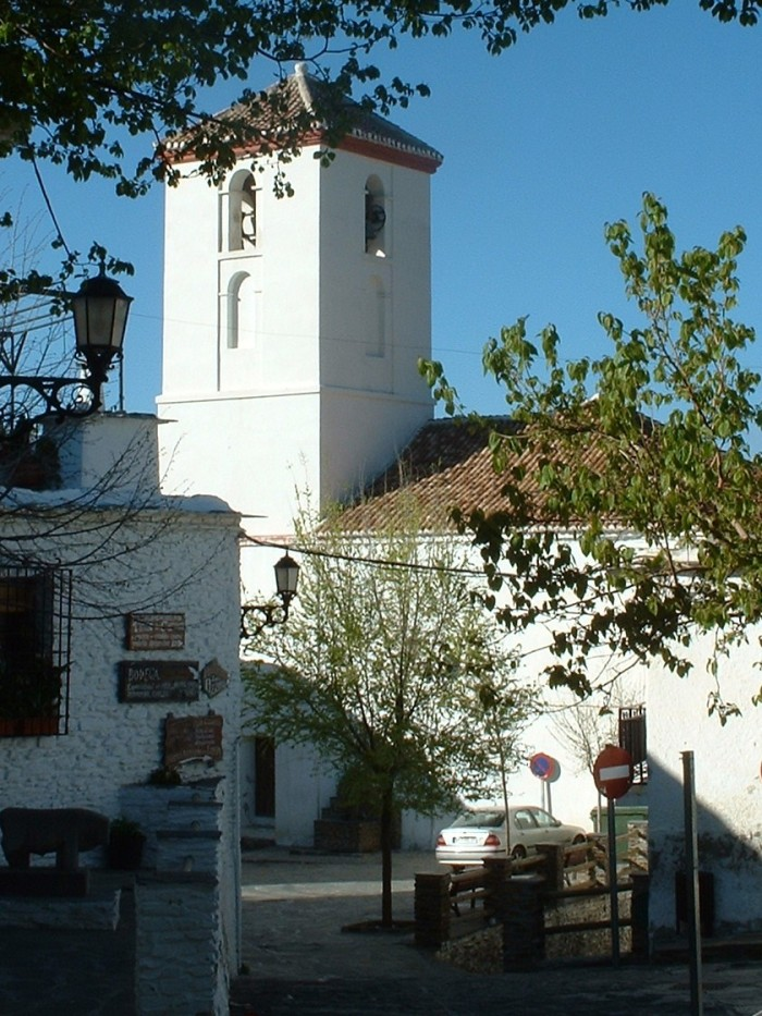 Iglesia de Capileira